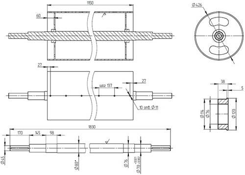 Виды барабанов конвейера продам конвейер транспортер